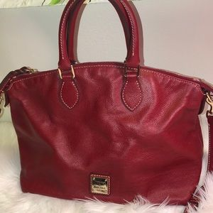 Dooney & Bourke Leather Crossbody Good Condition